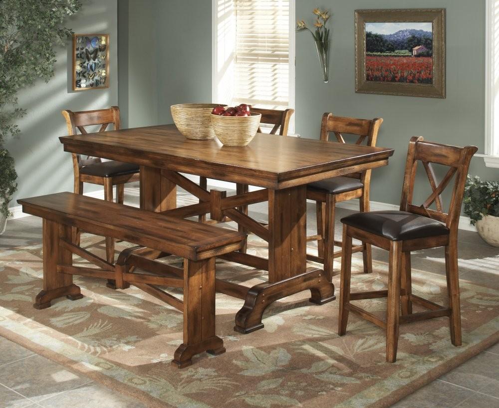 Tại sao nên lựa chọn bàn ăn gỗ sồi Nga và xoan đào cho phòng bếp ?