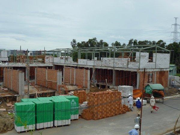 Cách hay để tận dụng vật liệu mới khi xây mới hoặc sửa nhà