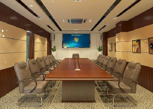 Cách xử lý tiếng ồn cho phòng họp tiết kiệm chi phí nhất