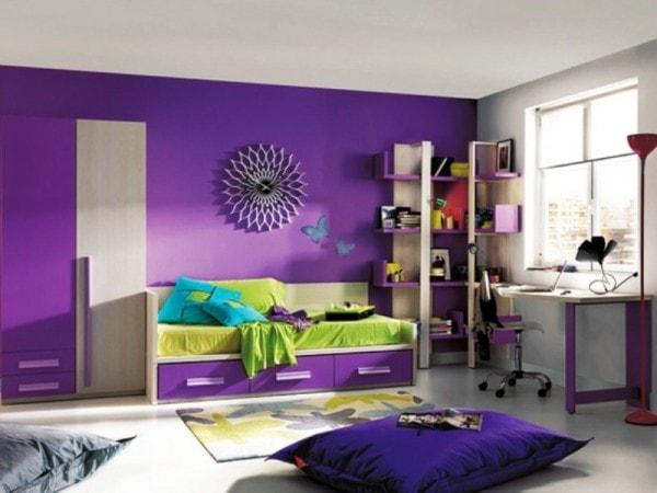 Chiêm nghiệm ý nghĩa của màu sắc trong trang trí nội thất
