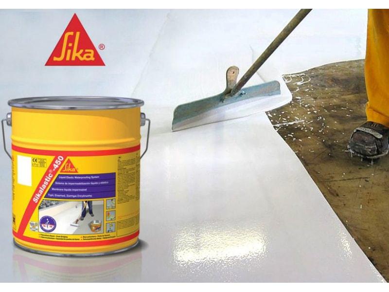 Chống thấm Sika là gì? Sika có những sản phẩm chống thấm gì?