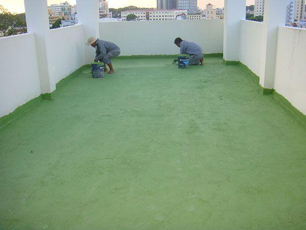 Hướng dẫn xử lý chống thấm dột trần nhà