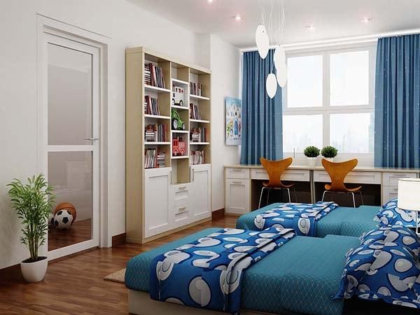 Thiết kế phòng ngủ cho trẻ chúng ta thường mắc sai lầm gì?