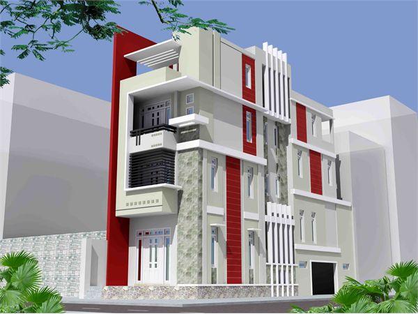 Tìm hiểu về kiến trúc nhà lệch tầng