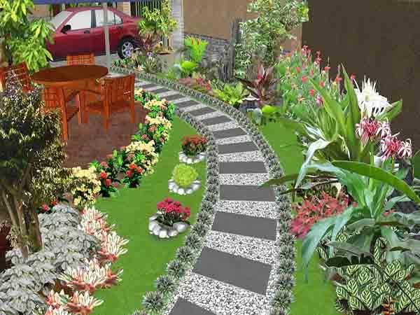 Vật dụng trang trí đẹp phong thủy cho sân vườn nhà bạn