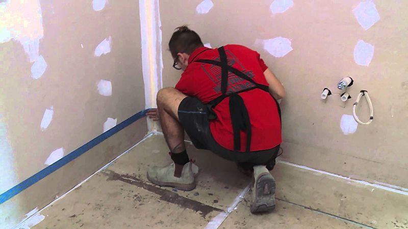 Xử lý chống thấm nhà vệ sinh - nhà tắm