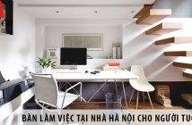 Mua bàn làm việc tại nhà Hà Nội cho người tuổi Thìn