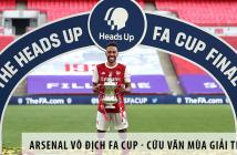 Arsenal vô địch FA Cup - Cứu vãn mùa giải thất bại và sự bắt đầu của những thành công 4
