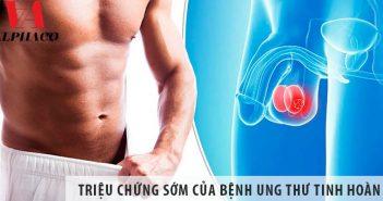 Nhận biết triệu chứng sớm của bệnh ung thư tinh hoàn